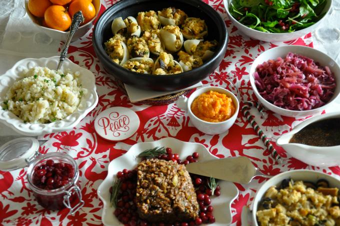 Vegan Thanksgiving 2014