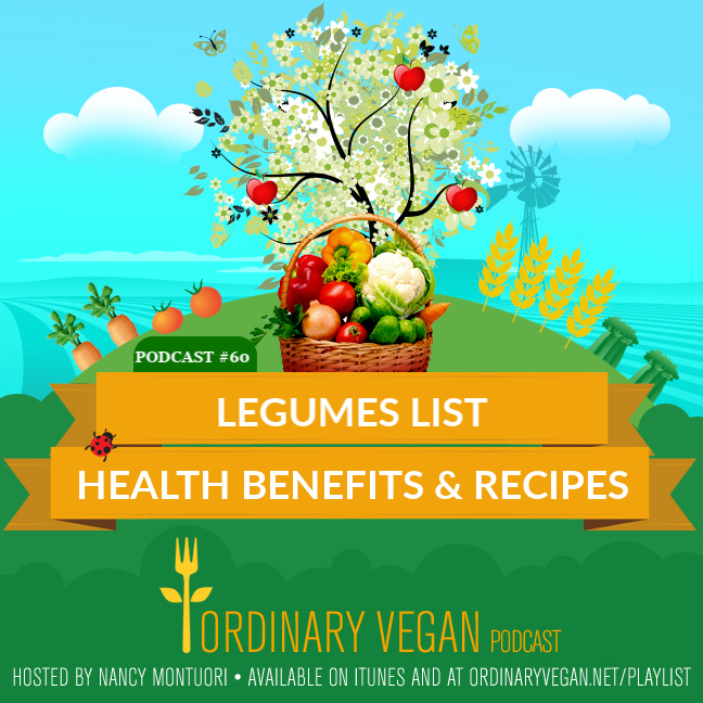 Learn the healthiest beans you can eat from today's legumes list and recipes. (#vegan) ordinaryvegan.net